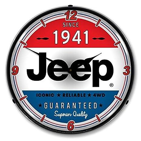 Amazon.com: Nuevo Jeep desde 1941 Retro Vintage buques ...