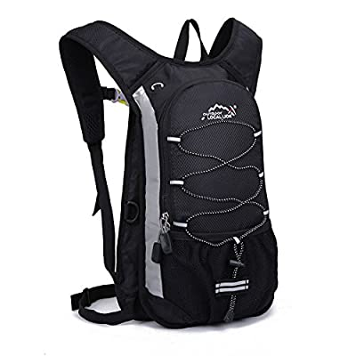 SUNVP 12L Mini Daypack MOLLE Backpack Cycling Hiking Pack Student School Bag for Hunting Camping Trekking Travel