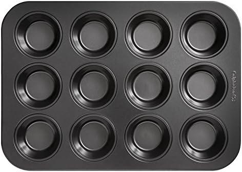 2000634 Calphalon Signature Nonstick Bakeware 6-Cup Muffin Pan