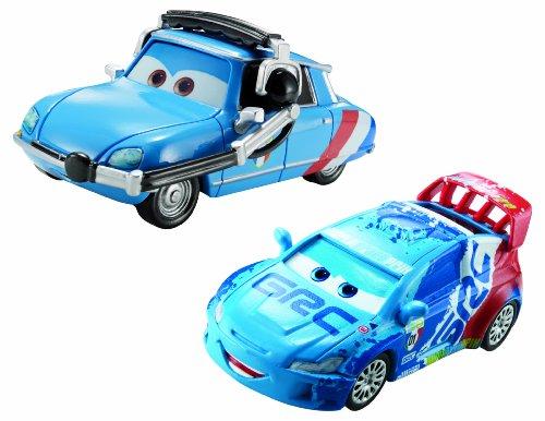 cars 2 diecast pack - 7