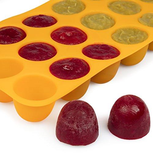 Happy Baby Food Storage Trays