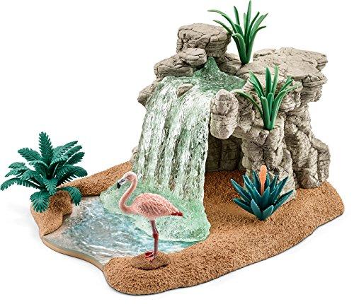 Schleich 42257 - Spielzeugfigur, Wasserfall