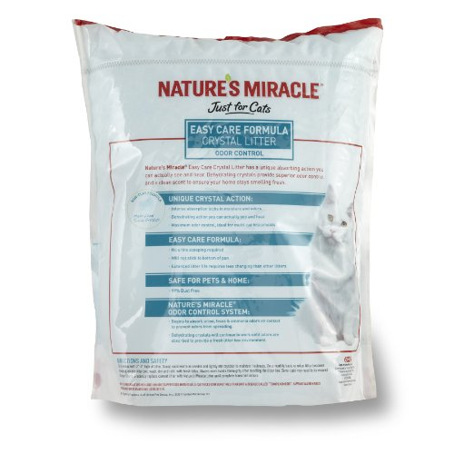 Nature S Miracle Just For Cats Easy Care Crystal Litter