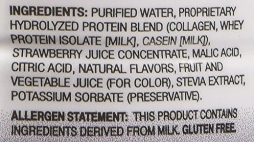 ProBalance The Original Protein Sport Drink Shot, Berry Wild, 24 Count, 3 Fl Oz