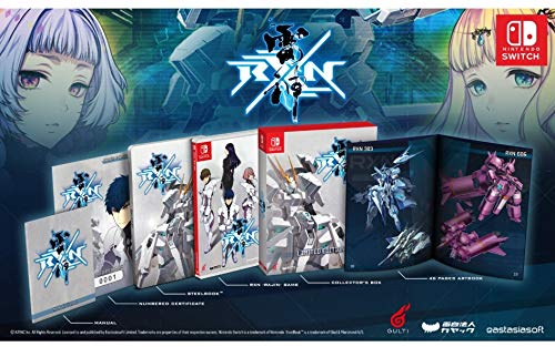 RXN -RAIJIN- [LIMITED EDITION] Import