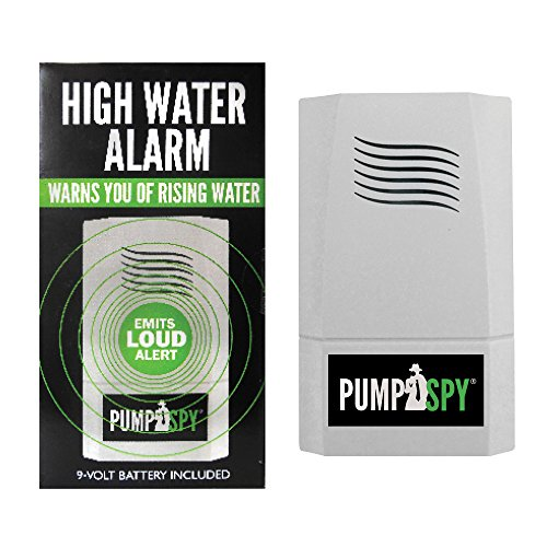PumpSpy High Water Sensor and Alarm