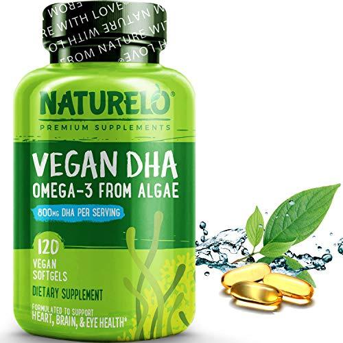 NATURELO Vegan DHA Omega