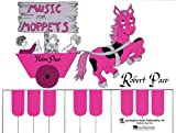 Music of the Moppets, Pre-School Music, Robert Pace, 0793558530