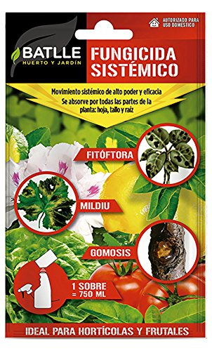 Seeds Batlle 730051bols Systemic Fungicide, for 750ml Semillas Batlle