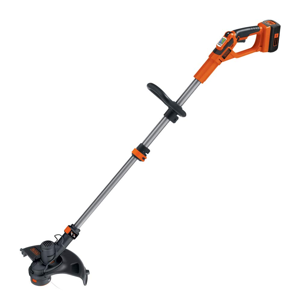 BLACK+DECKER 36 V Lithium-Ion Strimmer, Bare Unit (Battery not Included) GLC3630LB-XJ