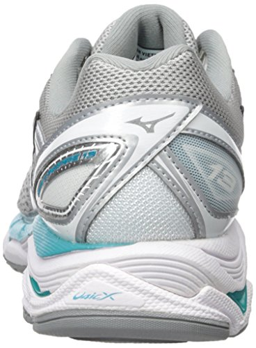 Mizuno Griffin Silver Blue Tile 2A Running 13 Wave Shoes Women's Inspire rqOwTrRB