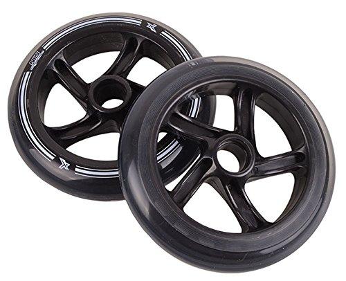 Ruote rotelle di ricambio per monopattino 125mm/82A 2 pezzi KH125 Nils Nils Extreme