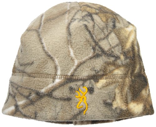 Browning Juneau Fleece Beanie, Realtree Xtra