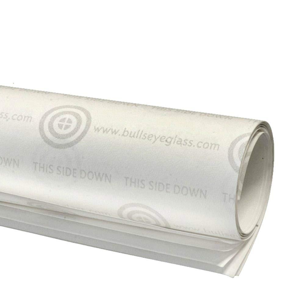 20.5'' Bullseye Thin FIRE KILN Shelf Paper 15 Sheets Fusing Supplies by Bullseye Glass
