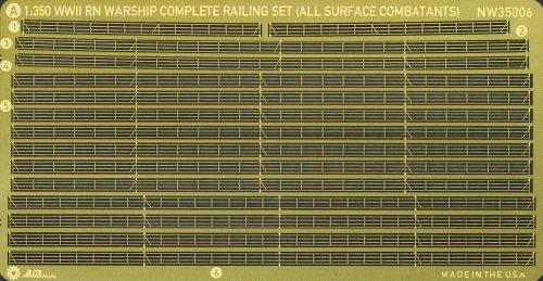 Navy Railings - 8