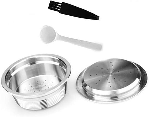 Teteras Cápsula de filtro Pods Tazas Cuchara Cepillo Set para LAVAZZA A MODO MIO Cafetera: Amazon.es: Hogar