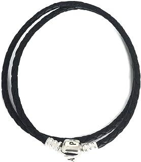pandora bracelet leather
