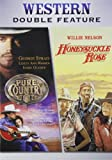 Best Pure Movies On Dvds - Pure Country/ Honeysuckle Rose (Bilingual) Review