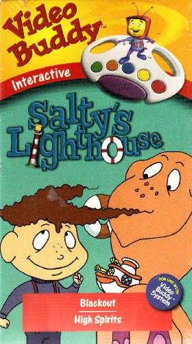 Video Buddy Interactive Salty's Lighthouse Blackout & High Spirits