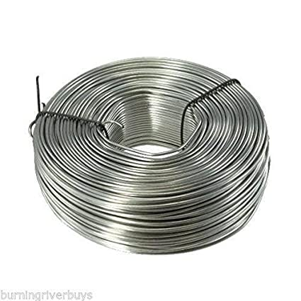 18 gauge wire tie wire center amazon com 3 5 lb coil 18 gauge 304 stainless steel tie wire coil rh amazon com 18 gauge wire to mm2 18 gauge wire through 2 pin connector keyboard keysfo Image collections
