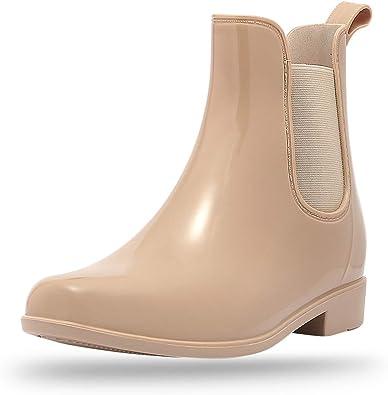 babaka Rain Boots for Women Waterproof
