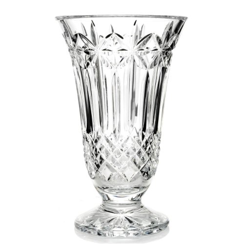 Waterford Crystal Balmoral Vase 10""