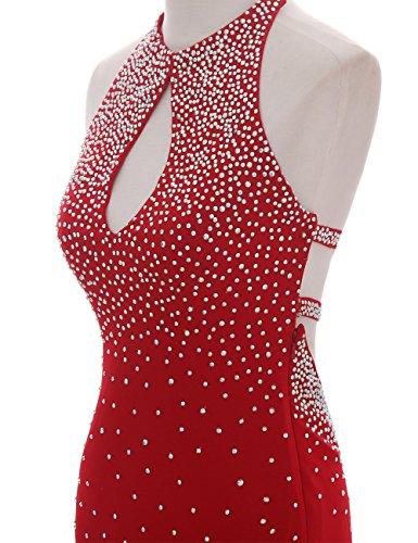 Wulstiger Abendkleider Ballkleid Erosebridal Meerjungfrau Kleider Festzug fwZ8E8q