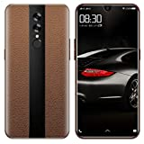 OutTop(TM) Battery MATE20 6.18 Inch Smartphone Dual HD+ Camera Water Drop Screen Android 8.1 2G+32G GPS 3G Mobile Phone Big Capacity 3800mAh Battery (Gold)