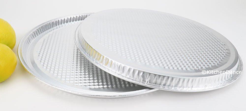 Disposable Aluminum 13 Pizza Pans By D W Fine Pack C81 250