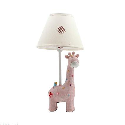 GLP Lámpara de mesa de atenuación de dibujos animados ...