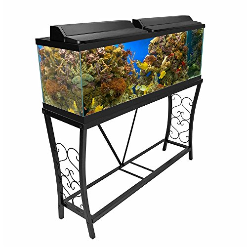 55 gallon aquarium stand - 5