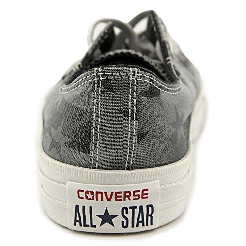 Converse Chuck Taylor Bar & Stars Jaquard - Zapatillas de Deporte de canvas Unisex Black/White