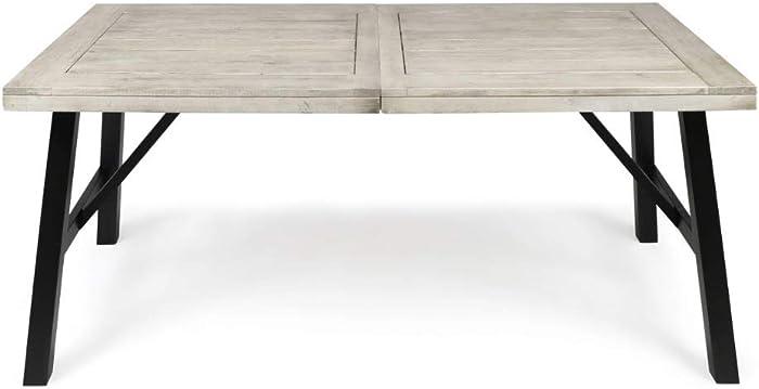 Updated 2021 – Top 10 Outdoor Aluminum Furniture Folding Wood Bench