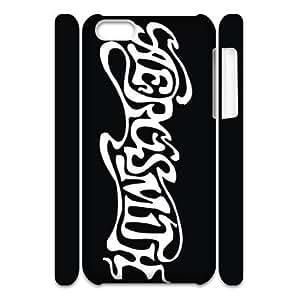 DIY iPhone 5C Case, Zyoux Custom 3D iPhone 5C Case Cover - Aerosmith