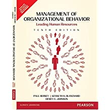 Management Of Organizational Behavior, 10Th Edition by Blanchard, Johnson Hersey (2015-08-06)