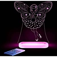 Aloka Fairy LED Sleepy Light USB Night Light with Remote