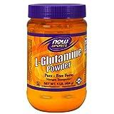 NOW  Sports L-Glutamine Powder, 1-Pound For Sale