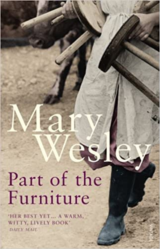 Book Part Of The Furniture by Mary Wesley (2008-01-03)
