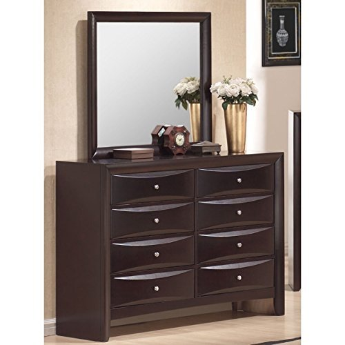 Picket House Furnishings Madison Dresser Modern/Contemporary/Mahogany/Solid Wood