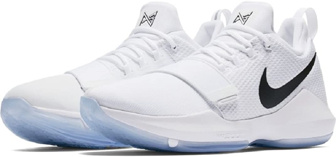 Nike Shoes PG1 Paul George White Black