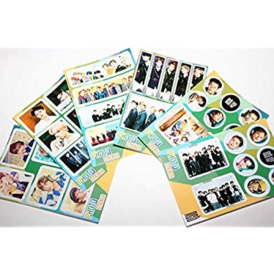 NCT Dream - Reload [Ridin ver.] (4th Mini Album) [Pre Order] Album Package with Extra Decorative Sticker Set, Photocard Set: Kitchen & Dining
