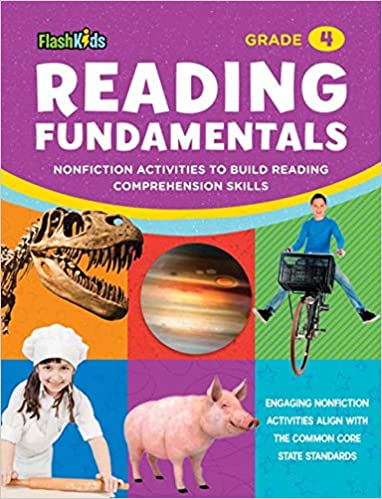 Reading Fundamentals: Grade 4: Nonfiction Activities To Build Reading Comprehension Skills por Kathy Furgang epub