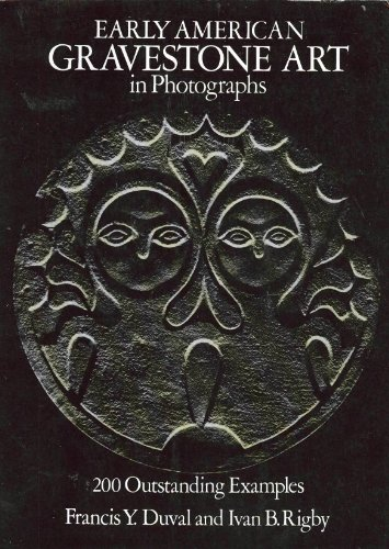 Early American Gravestone Art in Photographs]()