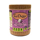 TeaDrops® Organic Plant Food & Flower Fertilizer Biological Liquid Tea Packets (70+ Minerals & Nutrients, High % Humic Acids & Beneficial Natural Plant Growth Microbes) - Organic Gardening