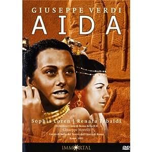 Aïda [Reino Unido] [DVD]