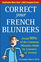 Correct Your French Blunders Paperback