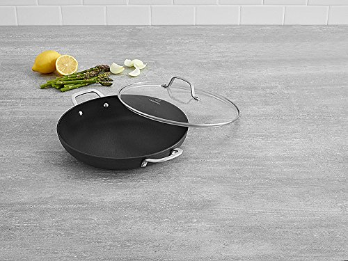 Calphalon 1932337 Classic Nonstick Everyday Chef Pan with Cover, 12