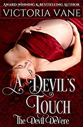 A DEVIL'S TOUCH (The Devil DeVere Book 5)