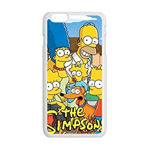 SevenArc? Phone Cover iPhone 6 Case Poster The Simpsons