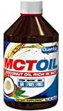 Quamtrax Nutrition MCT Coconut Oil, Suplementos para Deportistas - 500 ml